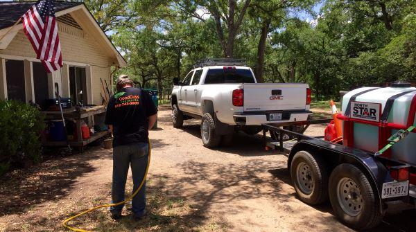 Austin Tree Fertilization