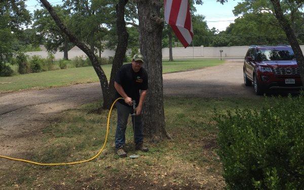 Deep Root Fertilization Austin TX