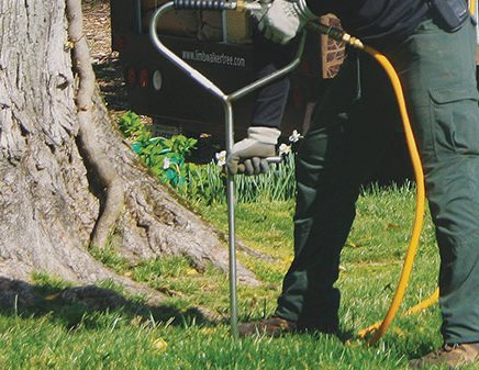 Deep Root Fertilization for your Trees and or Shrubs